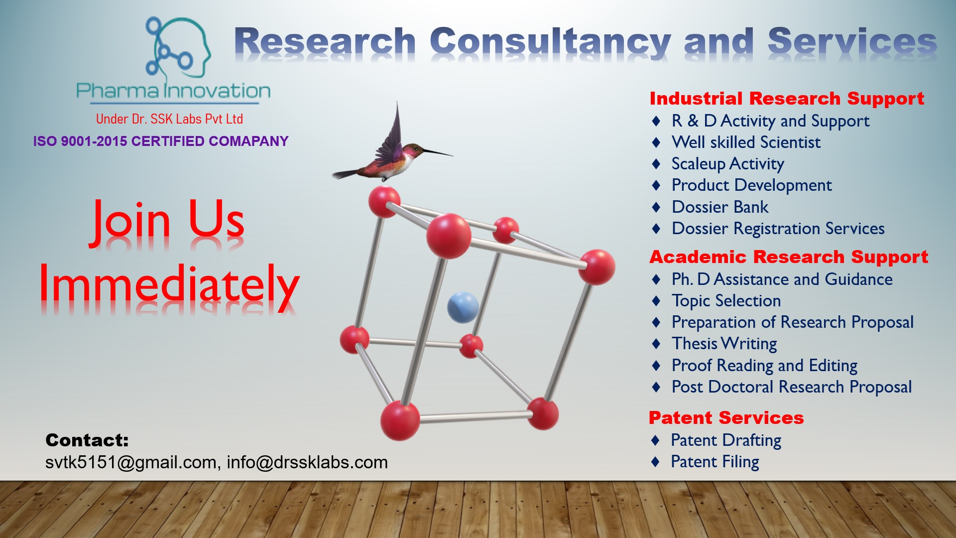 research-consultancy-and-services
